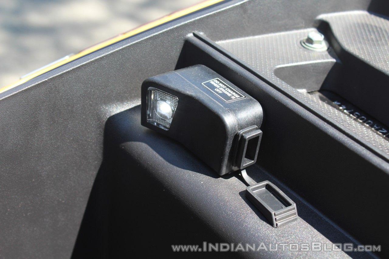 TVS Ntorq 125 boot light first ride review
