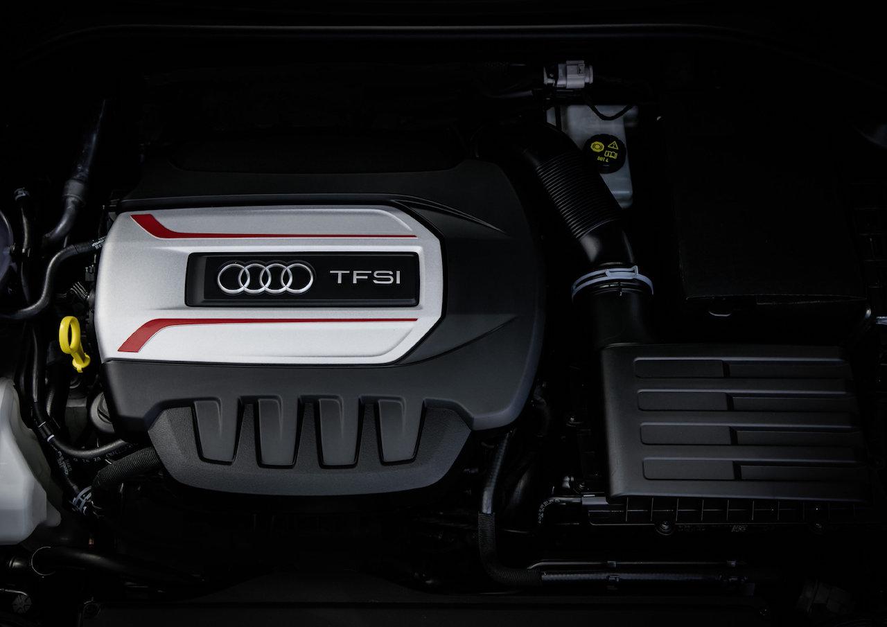 Audi S3 TFSI engine