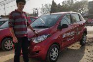 Datsun redi-GO Smart Drive Auto test drive challenge