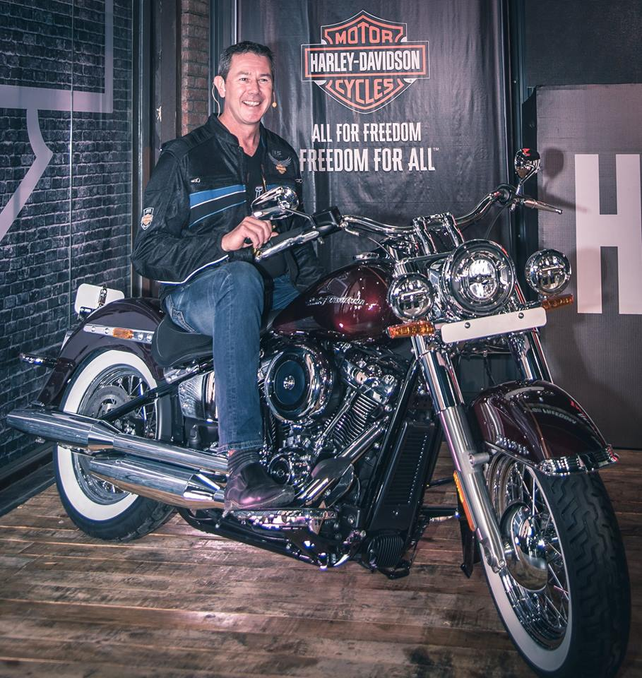 Harley-Davidson Deluxe India launch