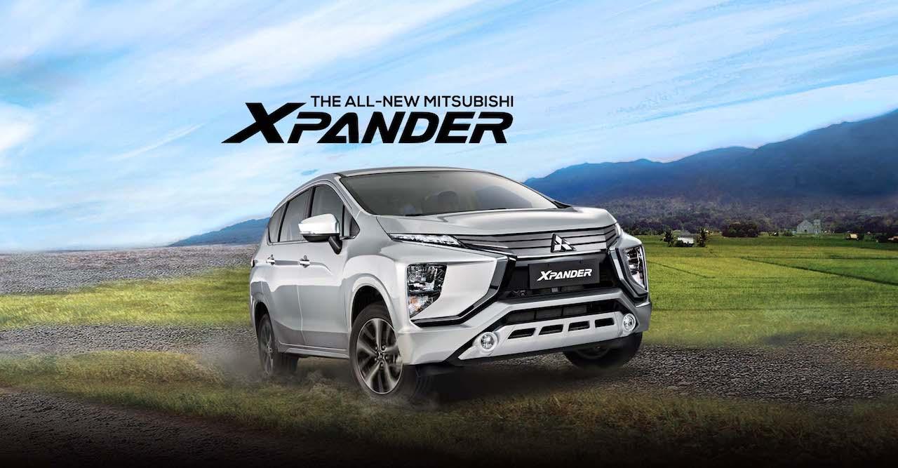 Philippines-spec Mitsubishi exterior