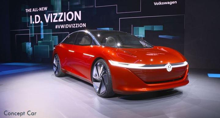 VW ID Vision