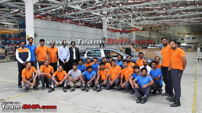 Volvo S90 India assembly