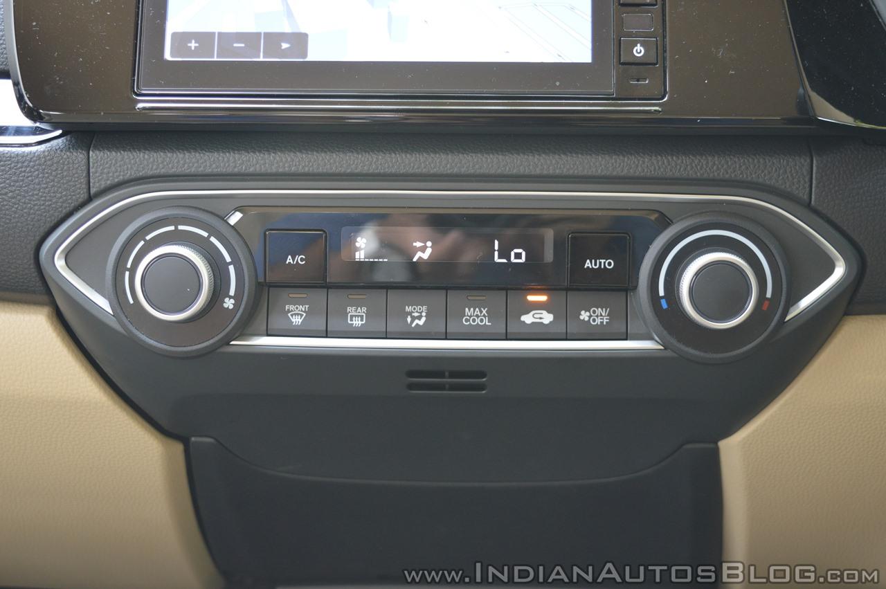 2018 Honda Amaze automatic climate control