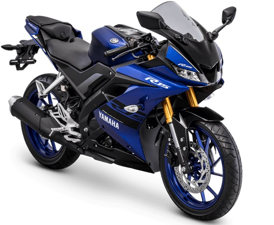2018 Yamaha R15 v3.0 Indonesia press Blue