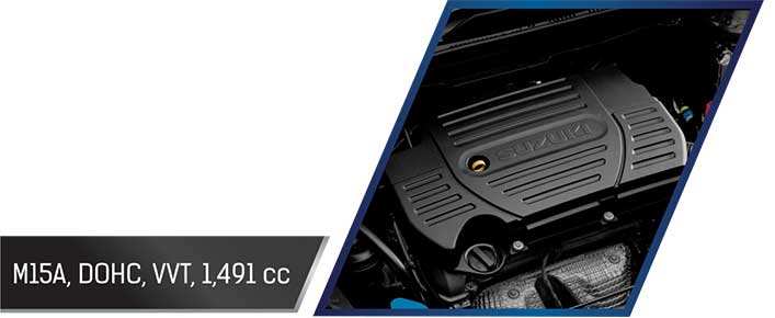 Suzuki M15A engine