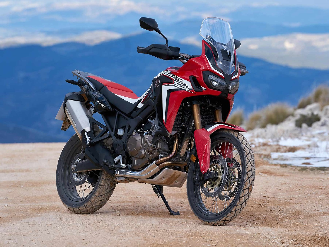 2018 honda africa twin india launch in july report. Black Bedroom Furniture Sets. Home Design Ideas