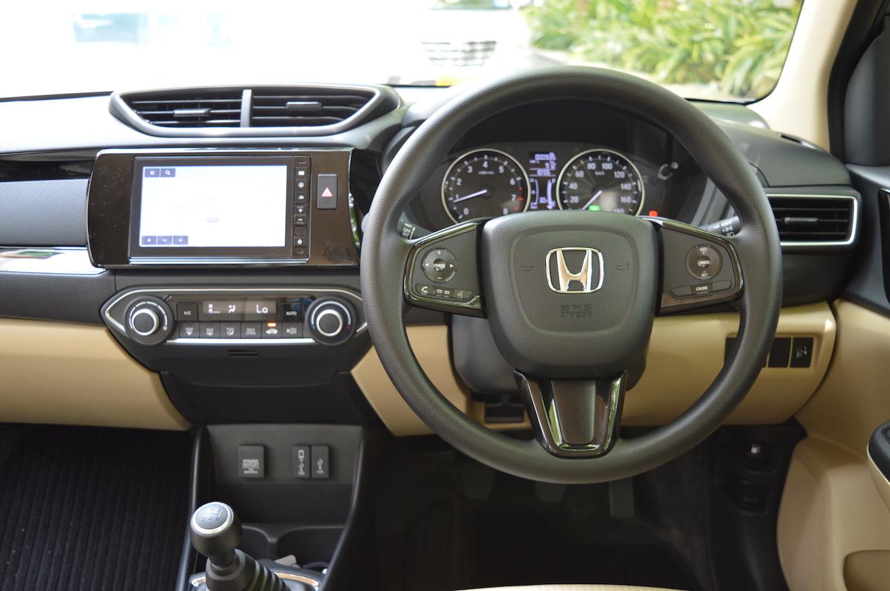 2018 Honda Amaze variant-wise features list revealed
