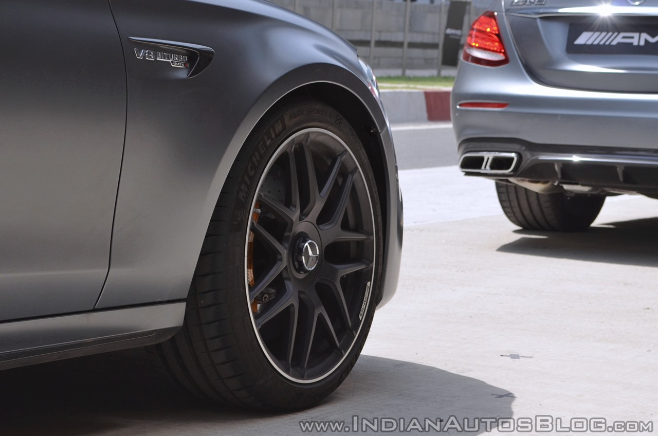 2018 Mercedes-AMG E 63 S review alloy