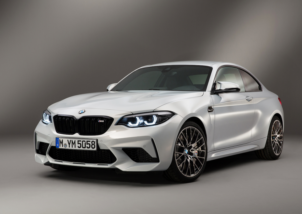 Bmw M2 Competition To Be Launched In India Report