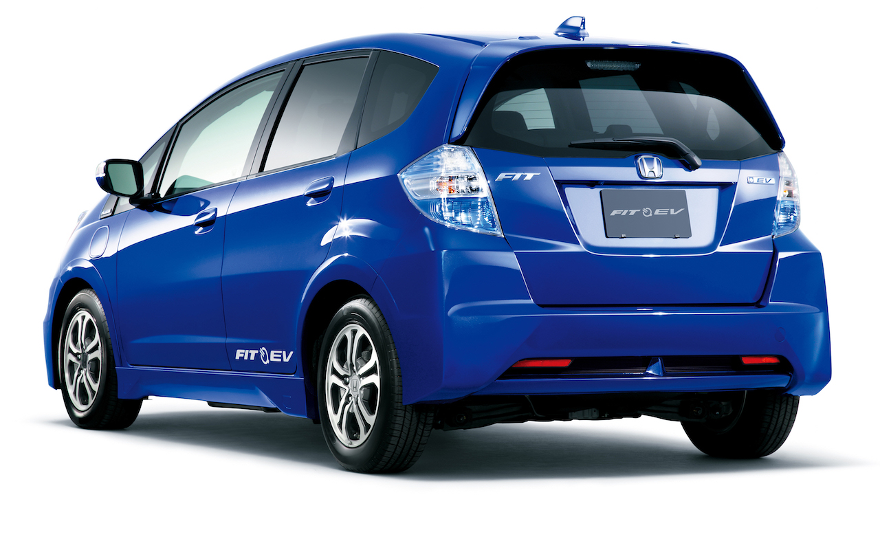 Next Gen Honda Jazz Honda Fit Based Ev In The Works Report