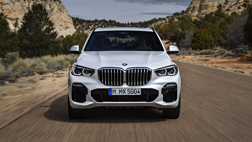BMW X5 Breaks Cover With Evolved Design And More Tech