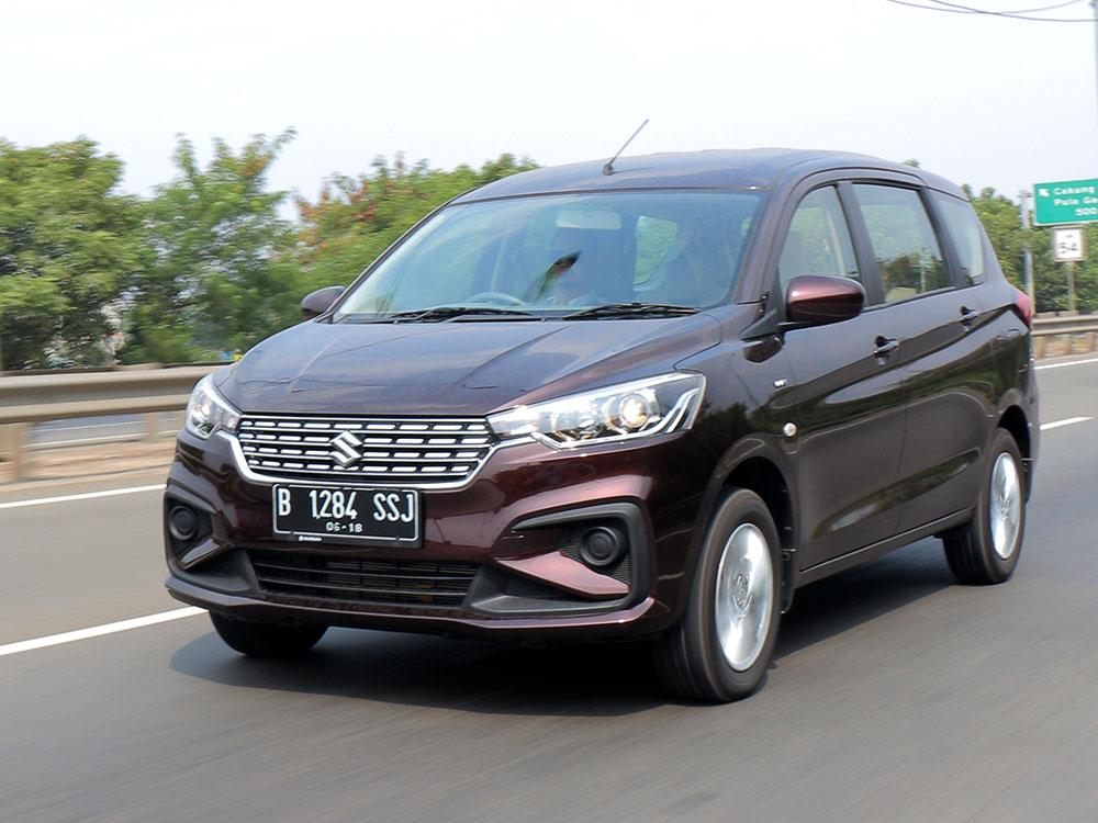 2018 Suzuki Ertiga video review Indonesia