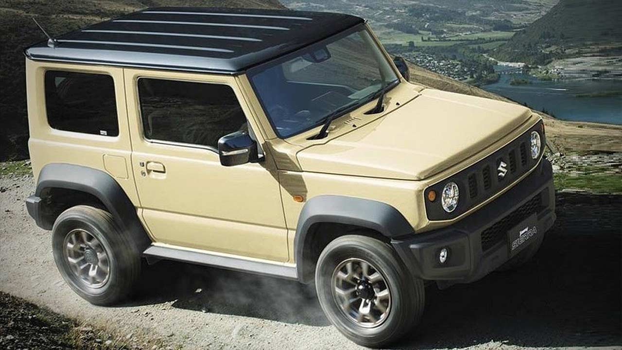 Mazda For Sale >> 2019 Suzuki Jimny Sierra