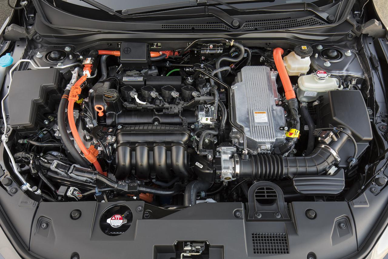 Next-gen Honda Jazz Hybrid To Employ I-mmd Powertrain