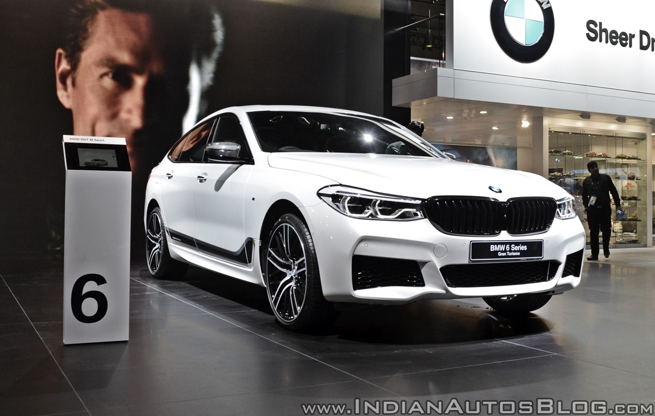 Bmw 6 Series Gran Turismo Diesel Launched At Inr 66 50 Lakhs