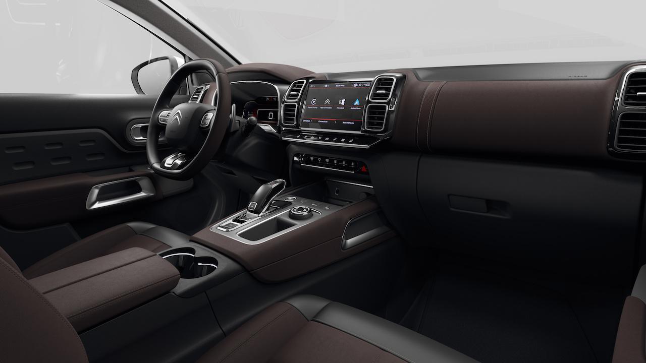 citroen c5 aircross interior Citroen CX Interior