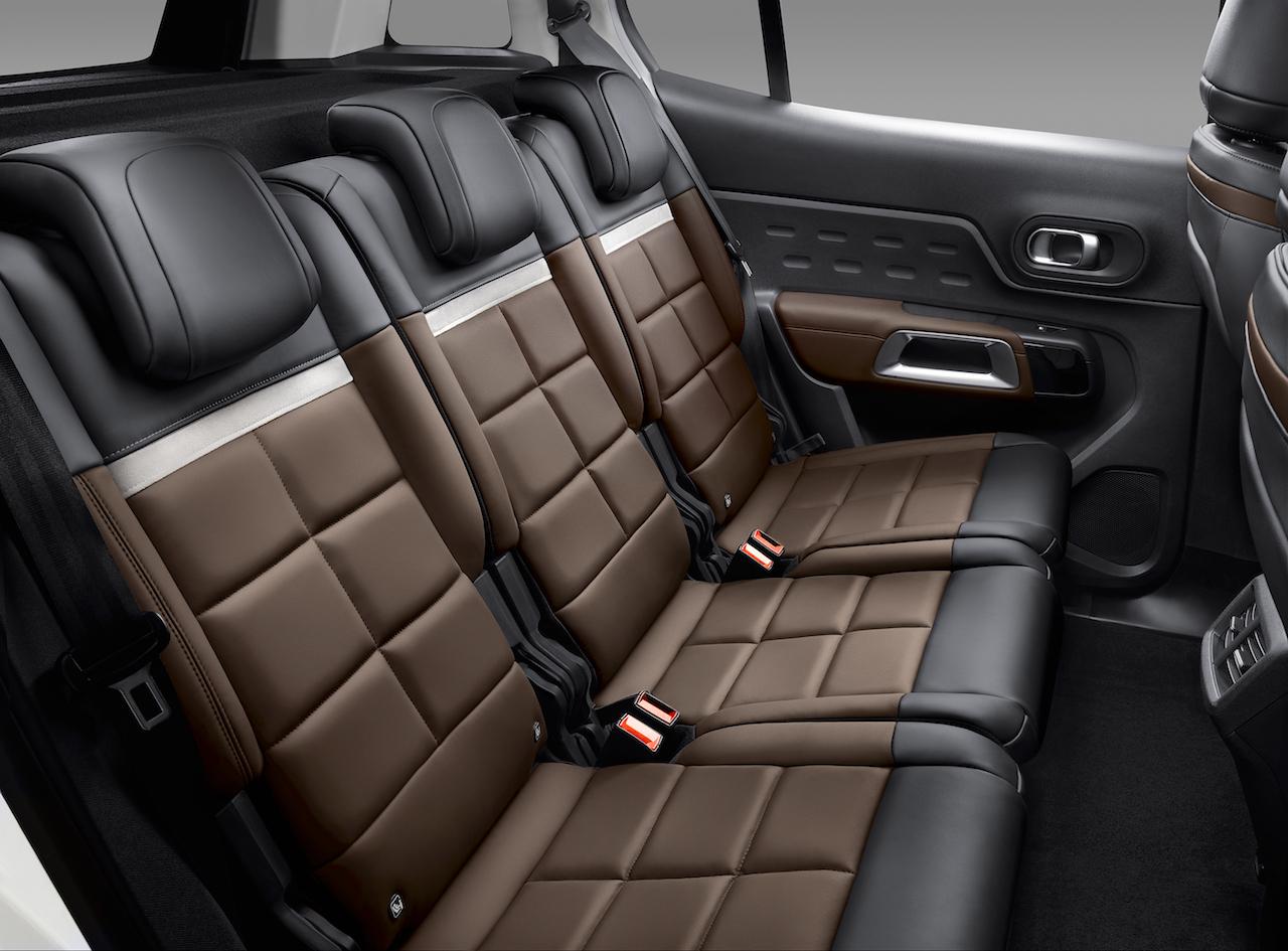 citroen c5 aircross rear seats. Black Bedroom Furniture Sets. Home Design Ideas