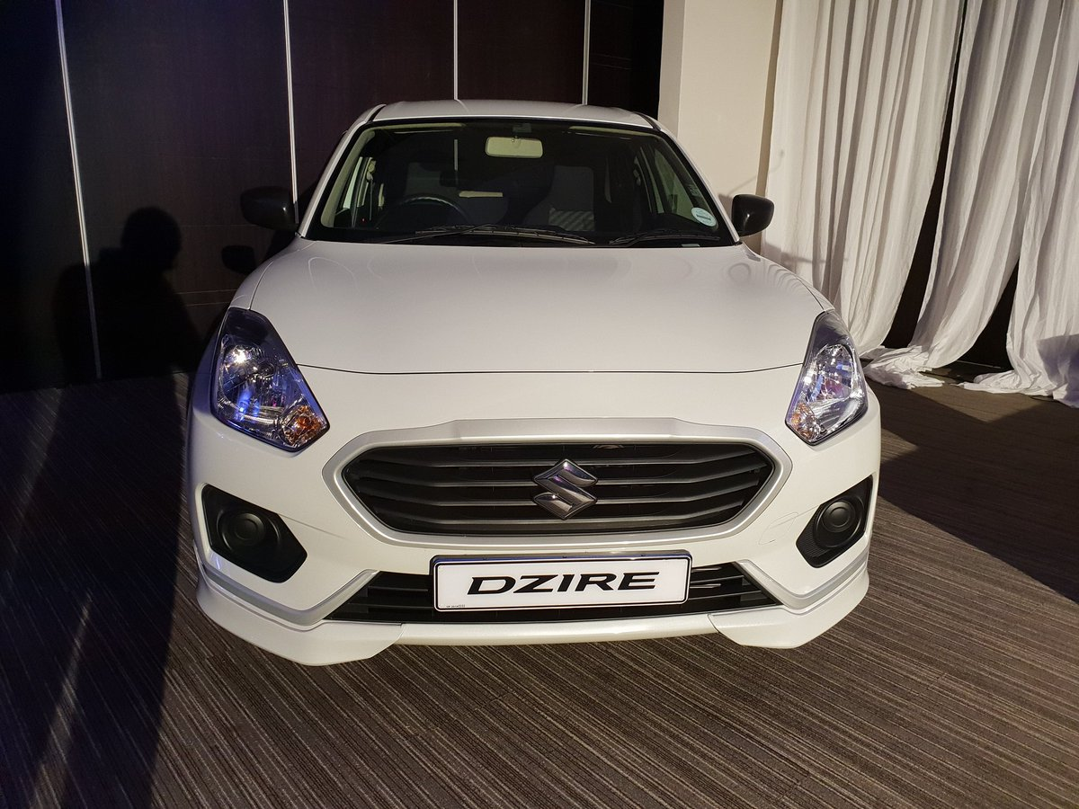 suzuki dzire maruti dzire with body kit showcased suzuki dzire maruti dzire with body