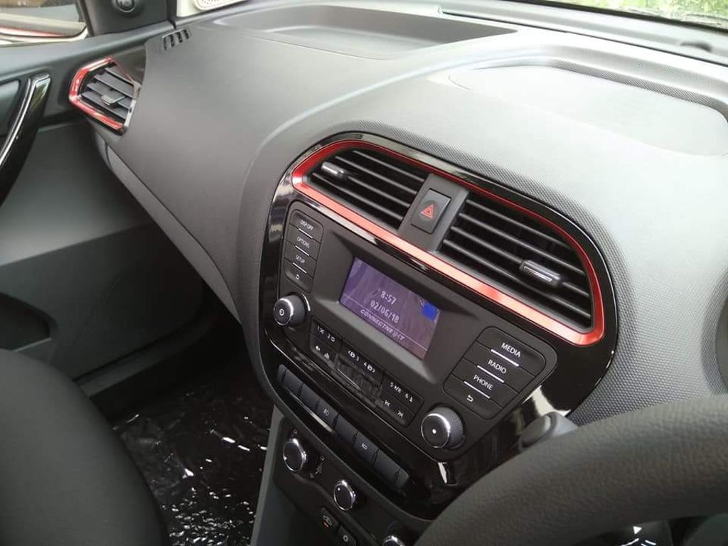 Tata Tigor Buzz interior unofficial image