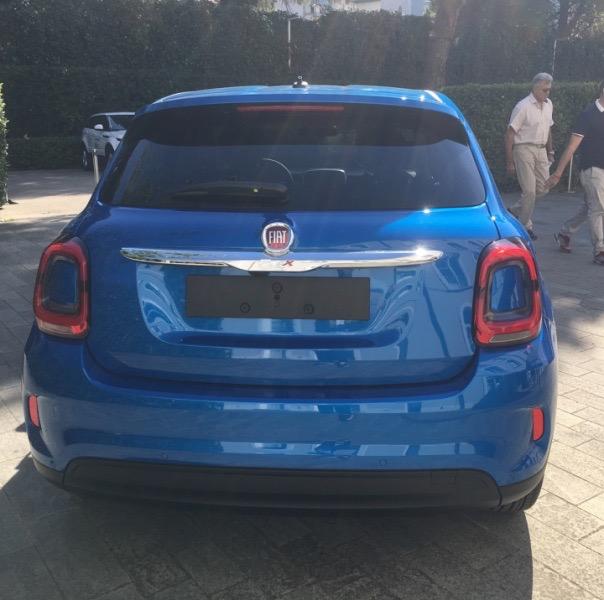 2018 Fiat 500X Urban Look (facelift) Rear