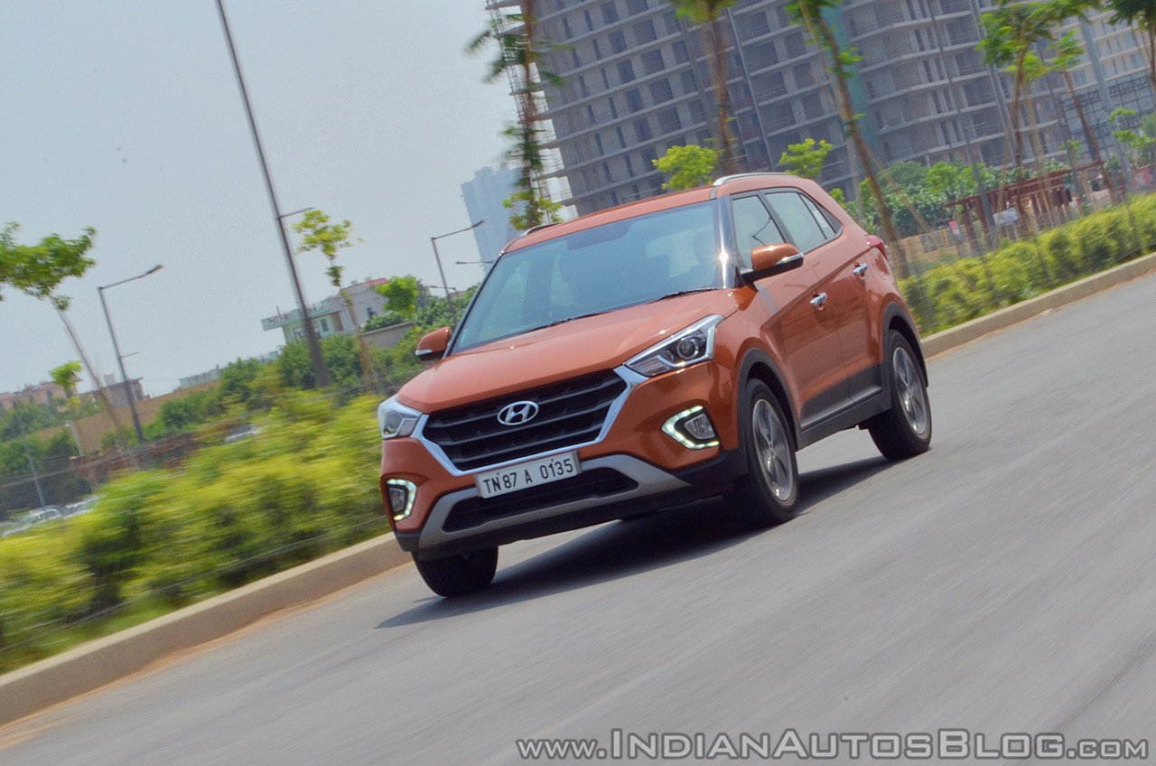 2018 Hyundai Creta facelift review