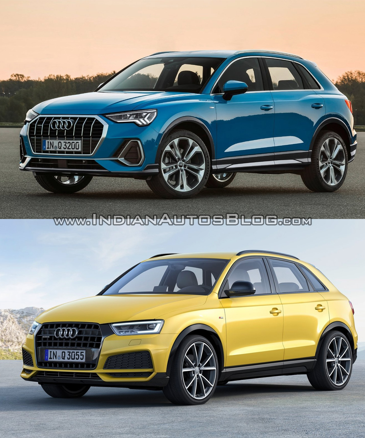 Audi Q3 leaked ahead of official unveiling