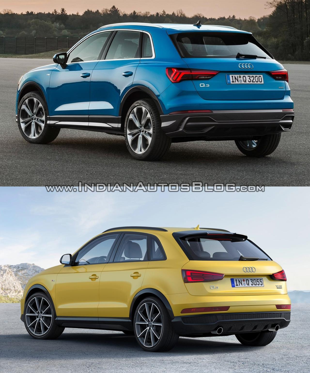 2019 Audi Q3 Vs. 2015 Audi Q3