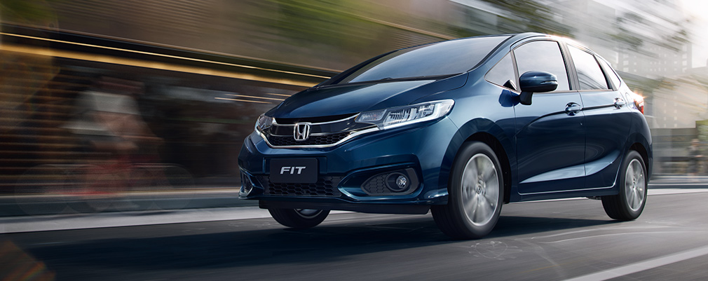 The Honda Jazz Honda Fit Has Returned To Argentina With A Facelift