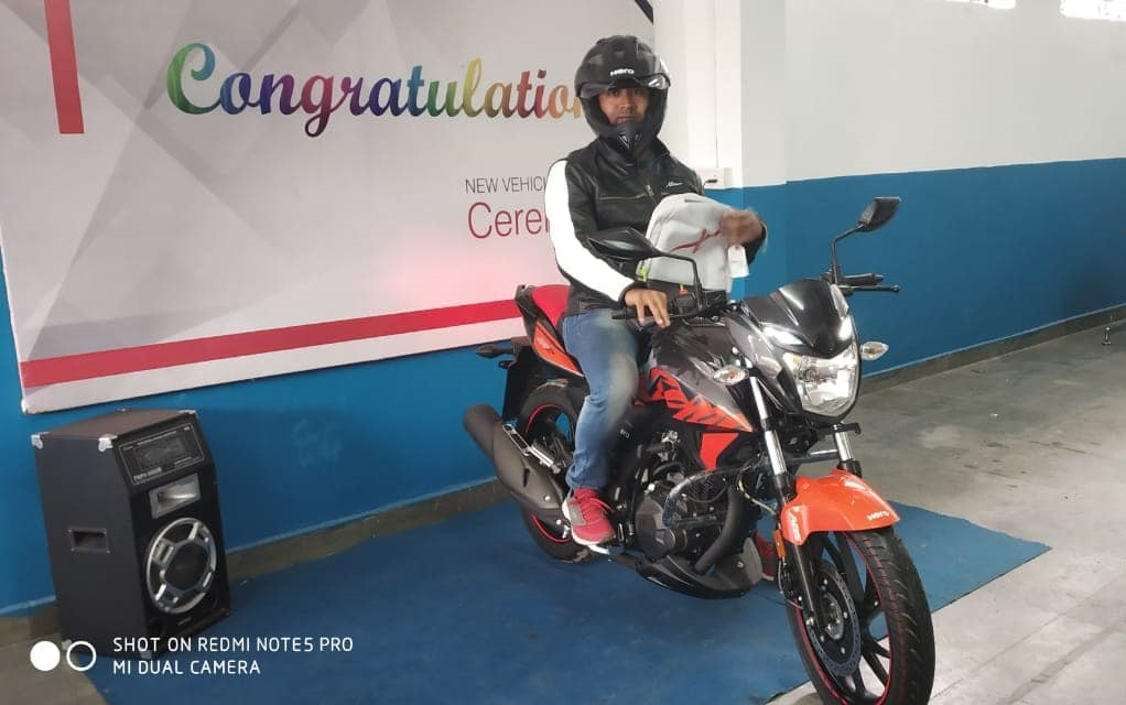 Hero Xtreme 200R deliveries started