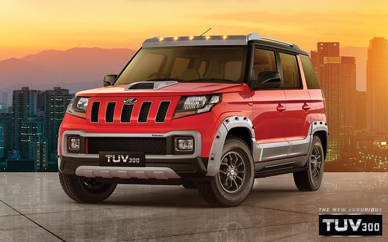 Mahindra TUV300 Superstyler Kit