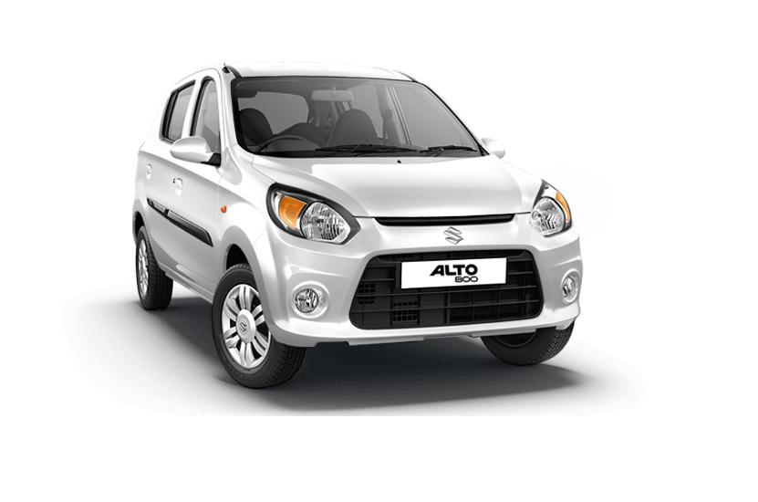 Maruti Alto taxi variant (Maruti Tour H1) white