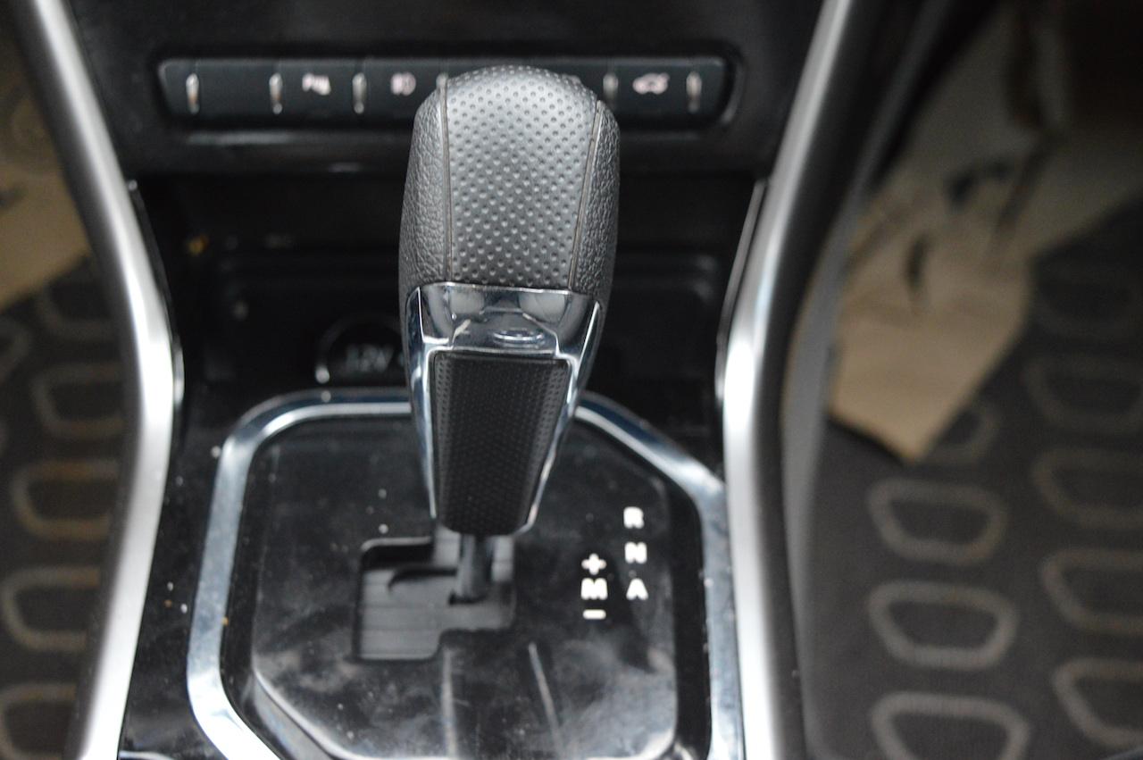 Tata Nexon AMT gearshift lever