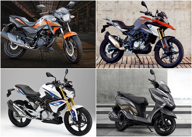 upcoming bikes in July 2018