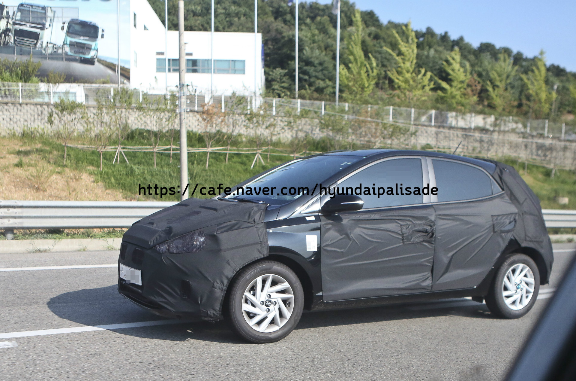 c2900568b5f0e What was thought to be the next-gen Hyundai i10 could be the new HB20