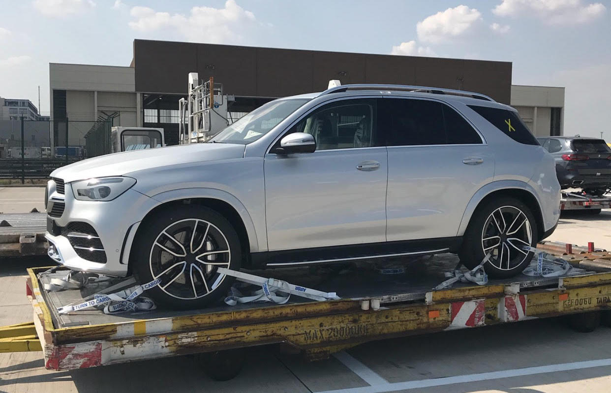 Mercedes-Benz GLE unveiled, India launch next year