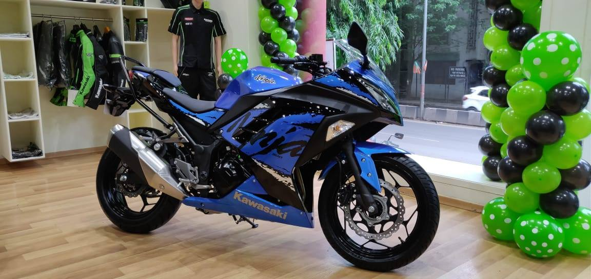 India Kawasaki Motor Hikes Prices Of 11 Models Ninja 300 Remains