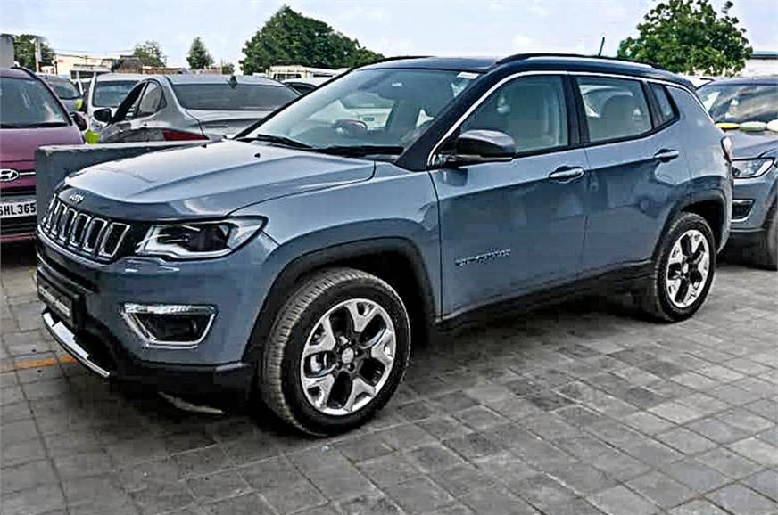 jeep compass limited plus 2018 interior