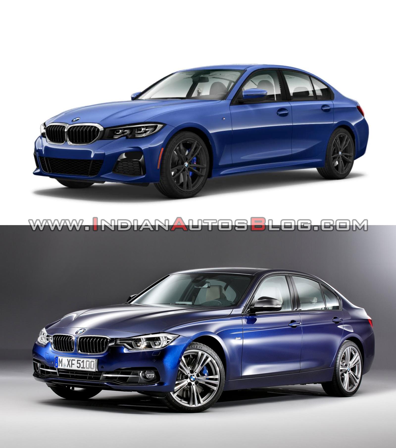 Bmw 2019: 2019 BMW 3 Series Vs 2015 BMW 3 Series