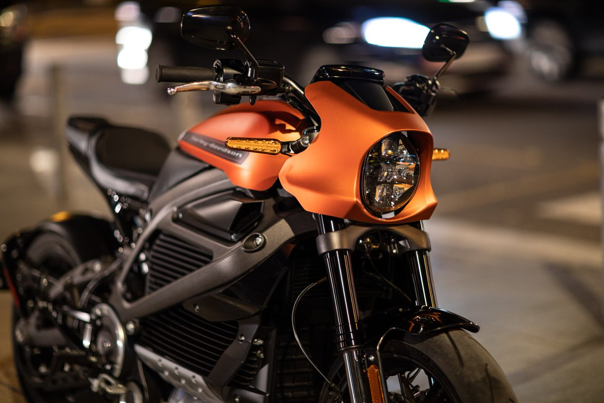 Harley Davidson Log: Harley-Davidson LiveWire Electric Motorcycle Priced At USD