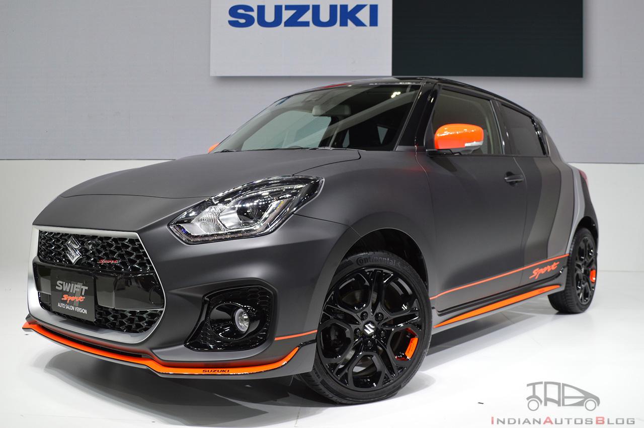 Suzuki Swift Sport Auto Salon Version at 2018 Thai Motor