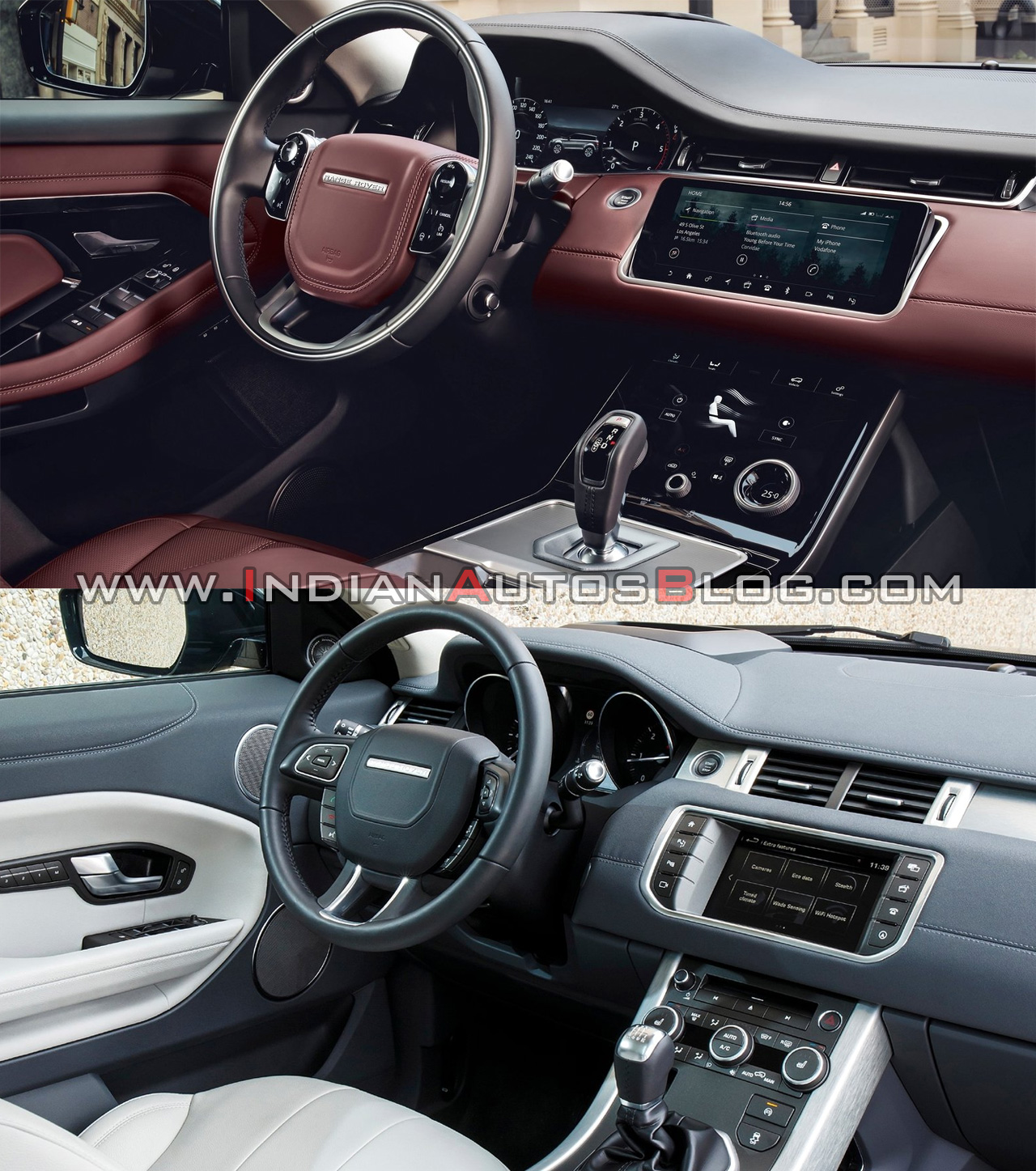 2019 Land Rover Range Rover Suspension: 2019 Range Rover Evoque Vs. 2015 Range Rover Evoque