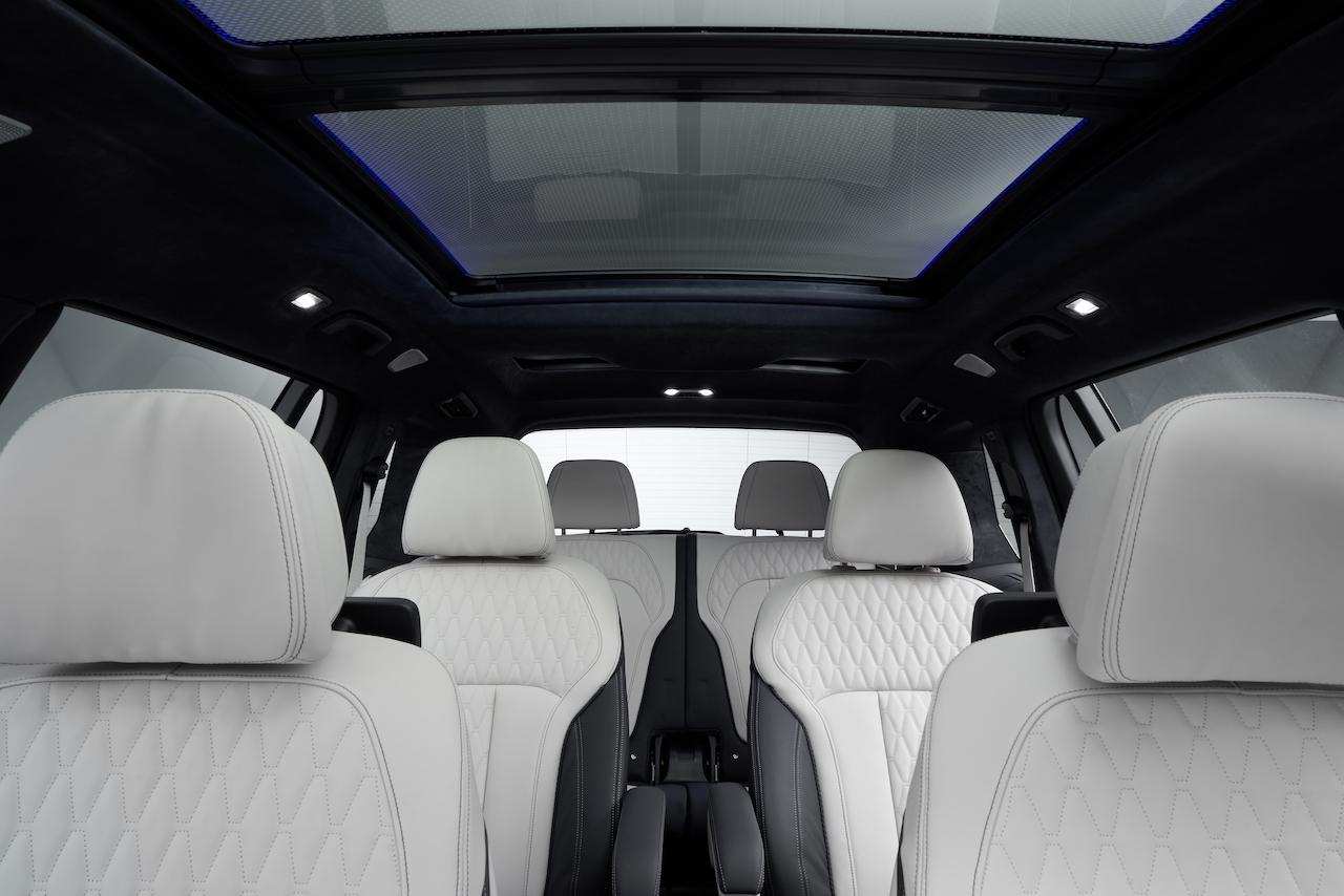 Bmw X7 Seats