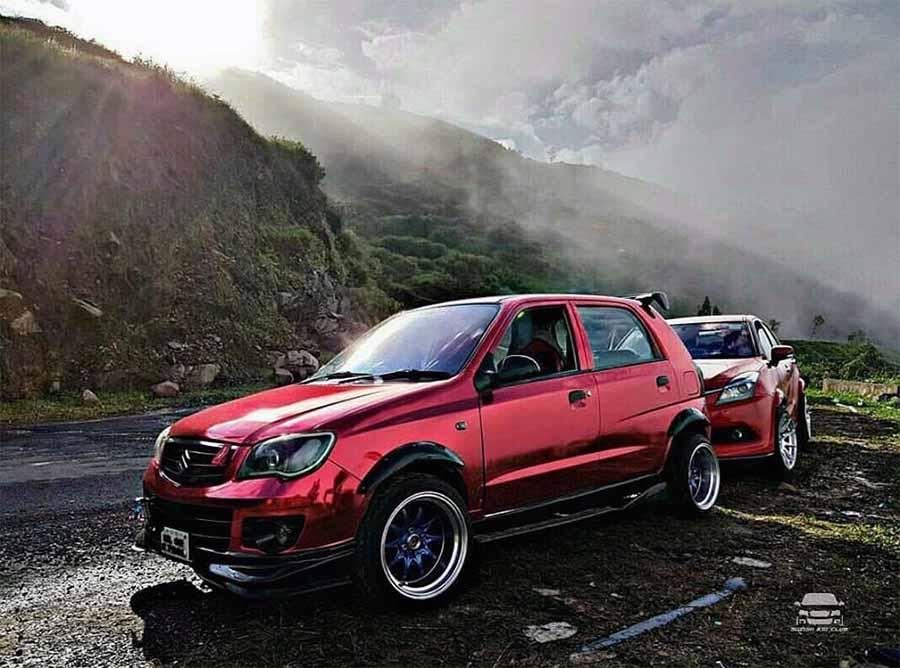 10 Unusual modified cars from across India - Maruti Alto to
