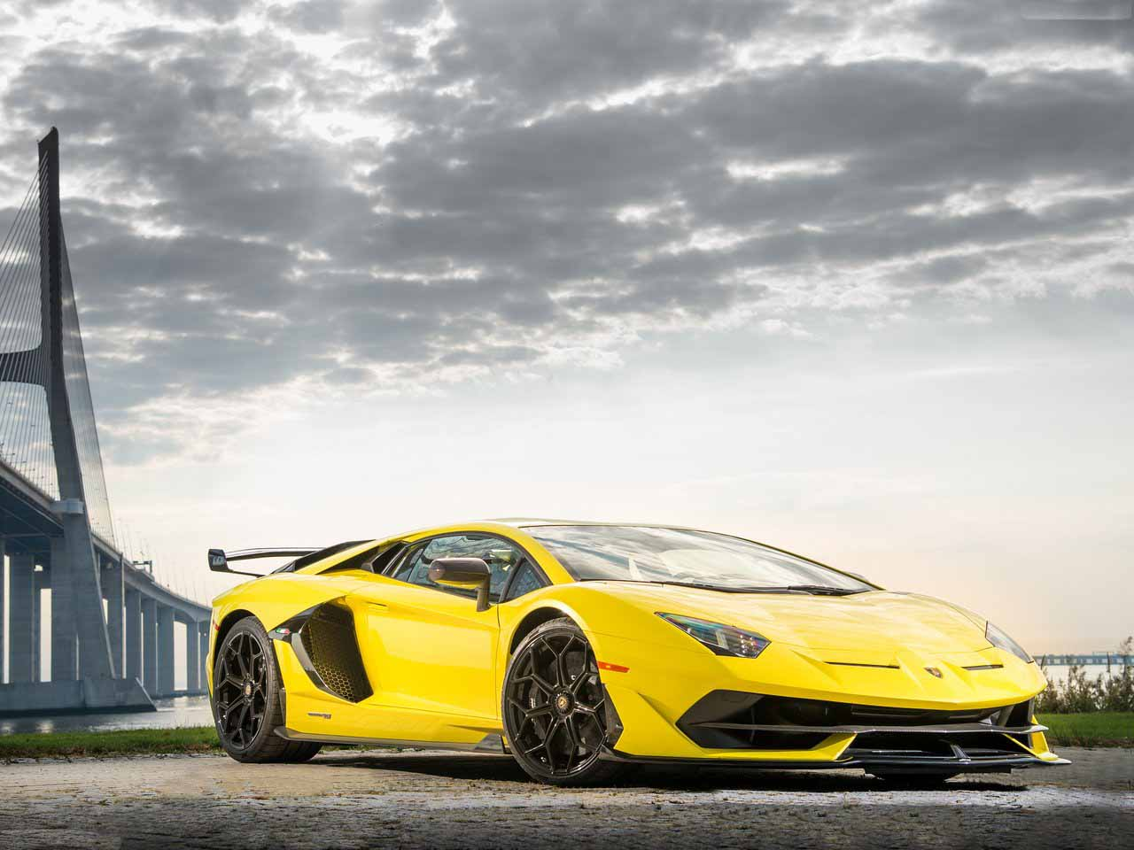 Lamborghini Aventador Svj Goes On Sale In India Priced At Inr 8 5 Crore