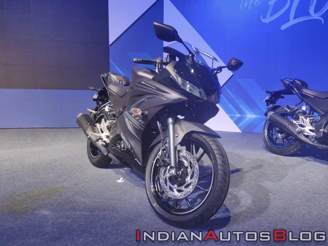Yamaha YZF-R15 V3 0 wins India Design Mark (I Mark) 2019