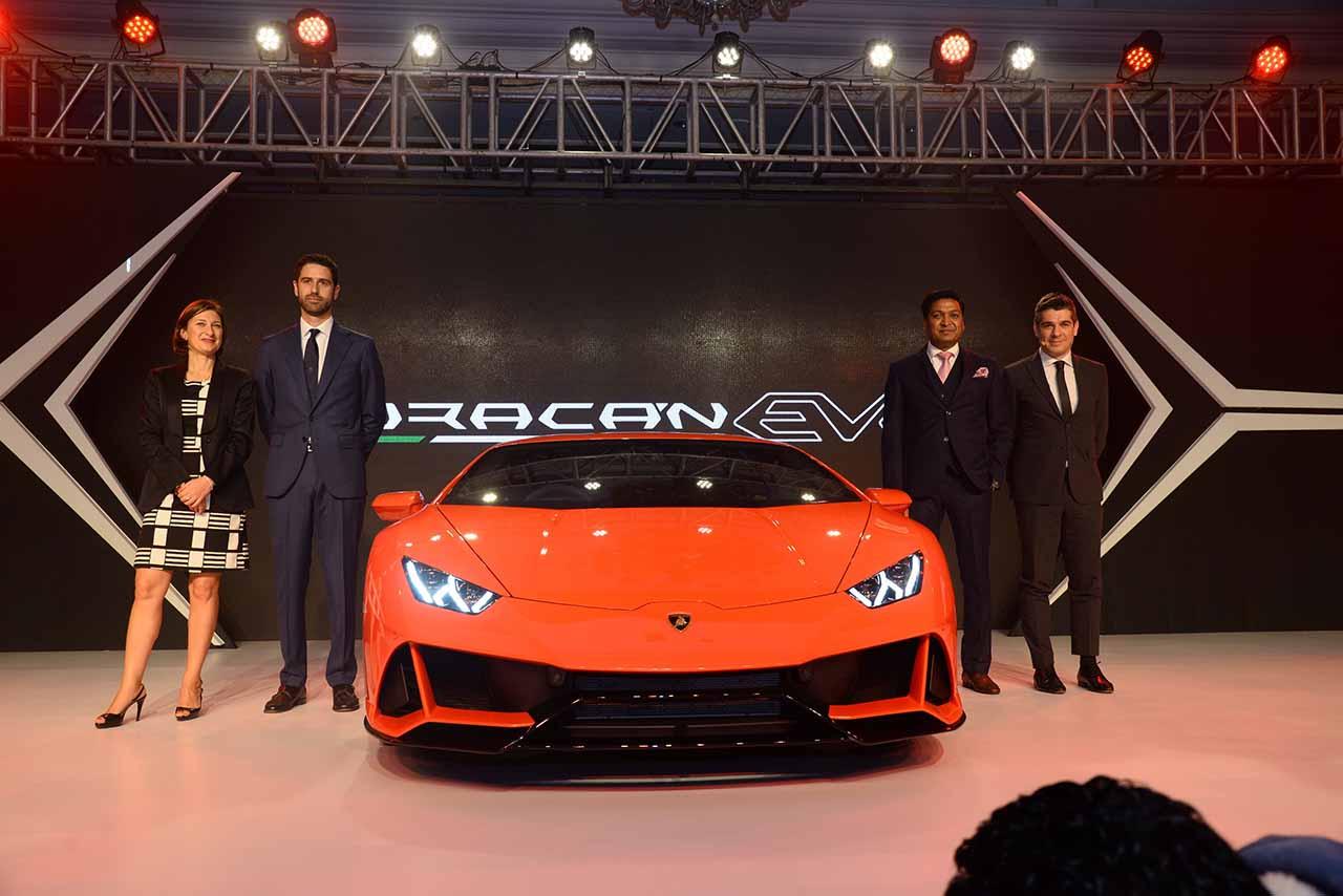 Lamborghini Huracan Evo Launched In India Priced At Inr 3 73 Crore