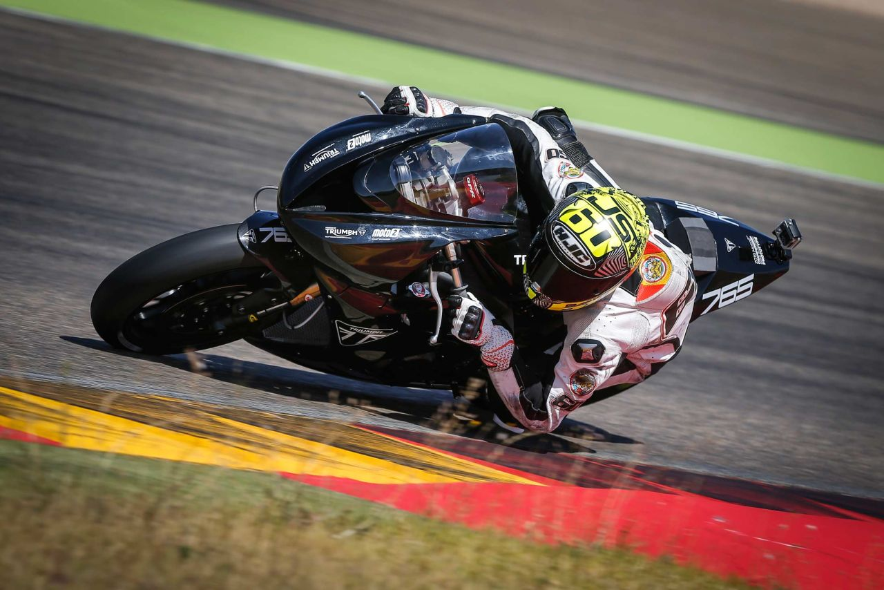 Triumph Daytona 765 To Bring Excitement Of A Moto2 Motorcycle In