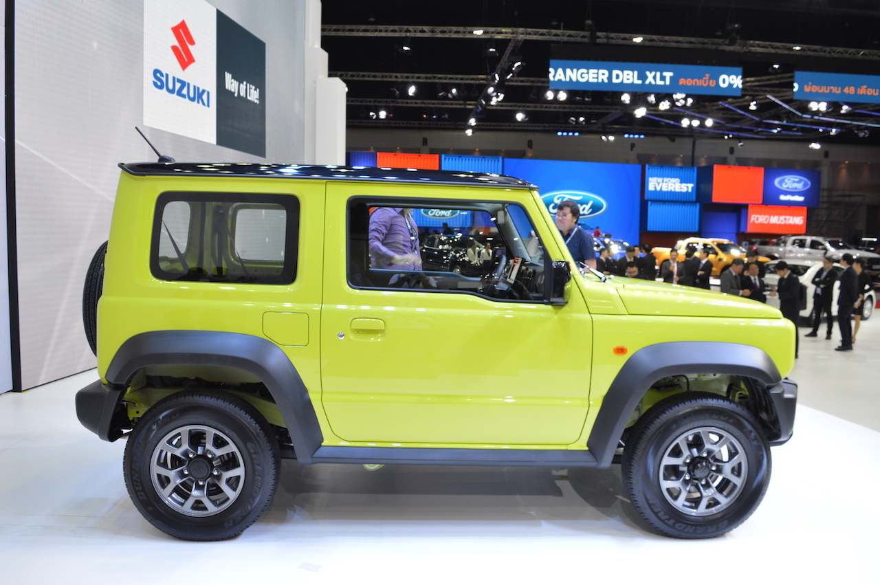 2020 Suzuki Jimny: News, Design, Release >> Fourth Gen Suzuki Jimny To Be Launched In India As Maruti