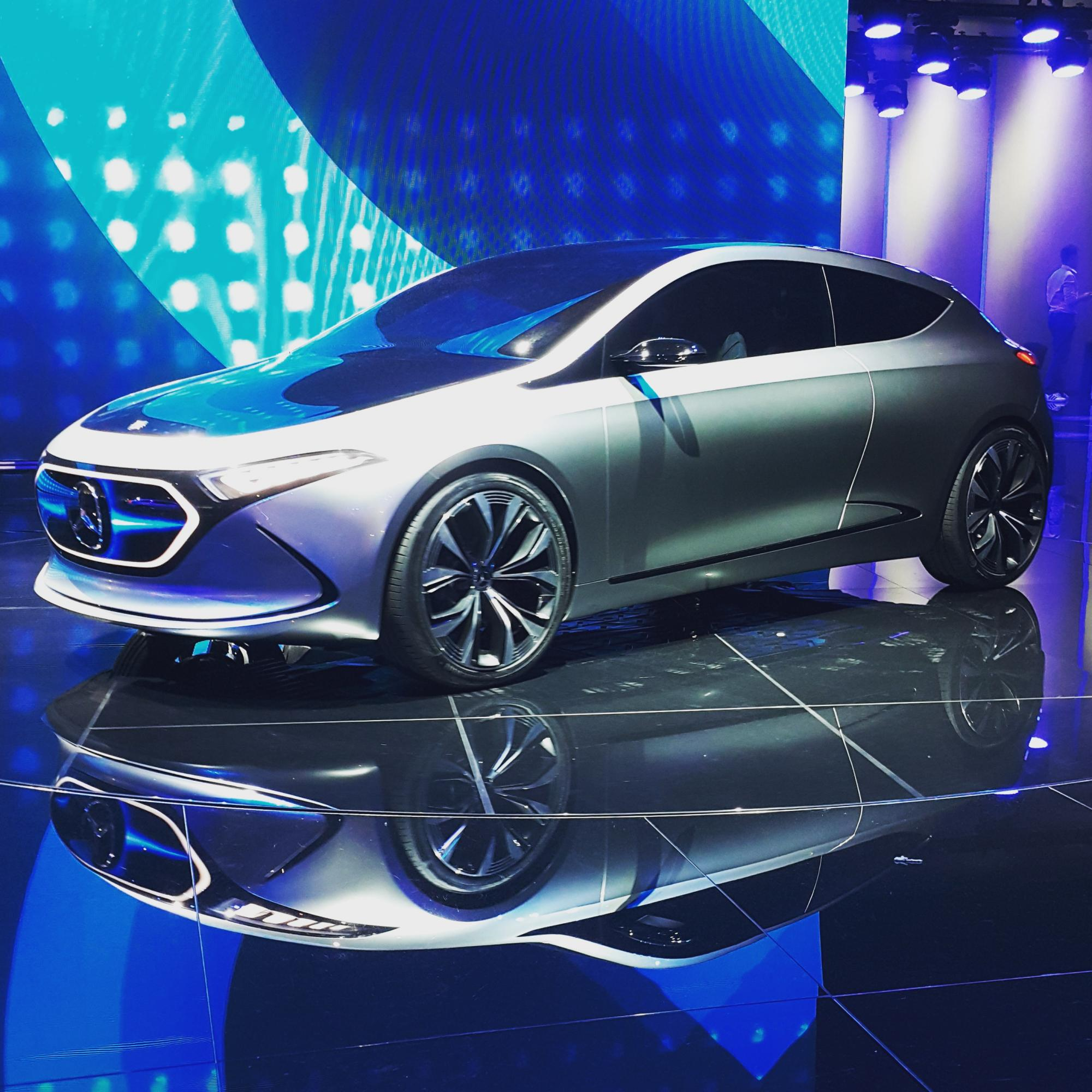 Ten New Mercedes Products To Launch By 2022